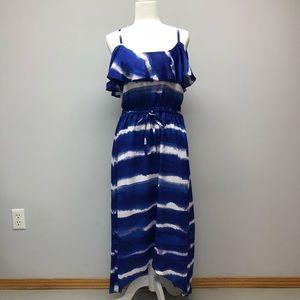 Express Hi-Lo Maxi Dress